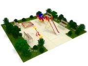 Детские площадки для детского сада -обновленная тематика.