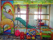Ремонт и сервисное обслуживание детского игрового оборудования.